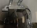 impianto di condizionamento presso il Museo sartorio